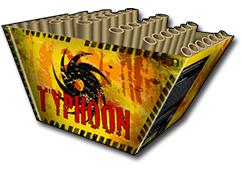 Typhoon by Zeus Fireworks