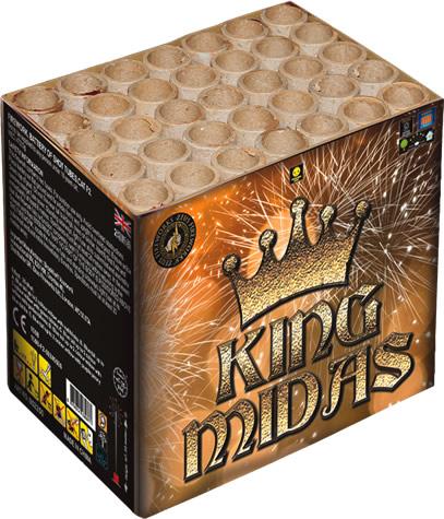 King Midas by Zeus Fireworks