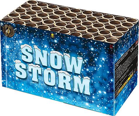Snow Storm by Zeus Fireworks