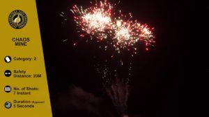 chaos mine by zeus fireworks