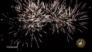 colleseum zeus fireworks