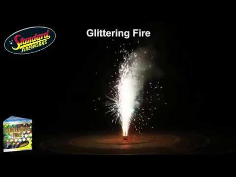 glittering fire blackcat standard