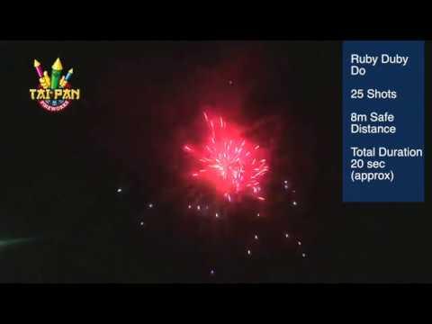 ruby duby do tai pan fireworks