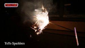 yo yo sparklers 5 pack jonathans fireworks