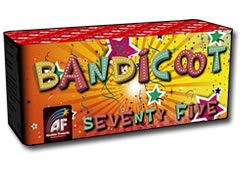 absolute fireworks bandicoot