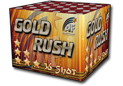 Absolute Fireworks Gold Rush