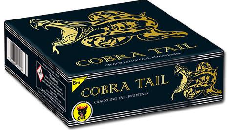 black cat cobra tail box