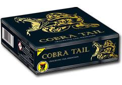 Black Cat Cobra Tail Small