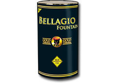 Belagio Fountain by Black Cat Fireworks
