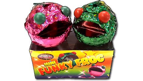 Bright Star Mini Funky Frogs