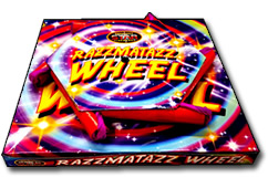 Razzmatazz Wheel by BrightStar