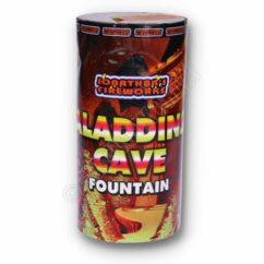 Aladdins Cave Fountain by Jonathans Fireworks