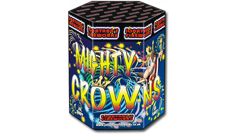Jonathans Fireworks Mighty Crowns