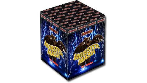 Jonathans Fireworks Monster Mash