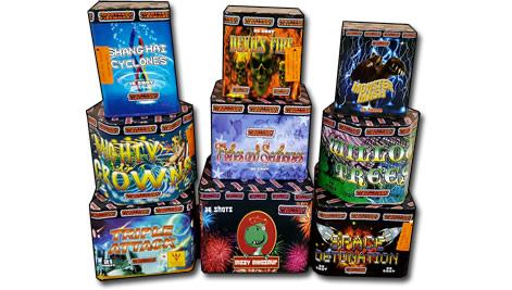 JOnathans Fireworks Razzle Dazzle