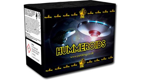 Pyro King Hummeroids
