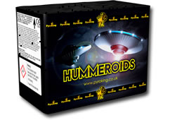 Hummeroids by Pyro King