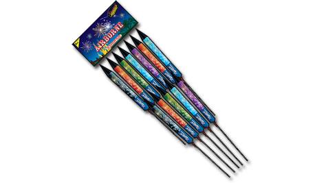 Standard Fireworks Airborne Rocket Pack