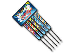 Standard Fireworks Astro Rocket Pack Sml