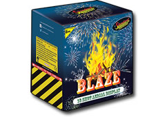 Blaze by Standard Fireworks