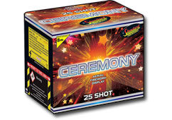 Standard Fireworks Ceremony Small