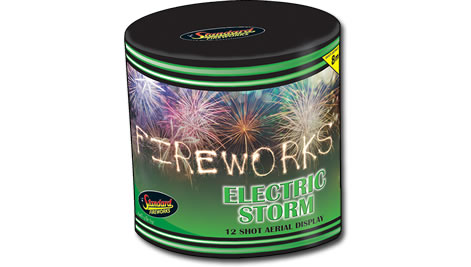Standard Fireworks Electric Storm
