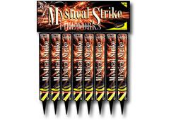 Mystical Strike by Standard Fireworks