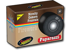 Standard Fireworks Paparazzi Fountain Small