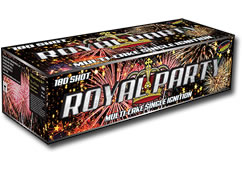 Royal Party Compound by Standard Fireworks