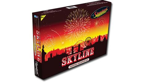 Standard Fireworks Skyline Selection Box