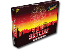 Standard Fireworks Skyline Selection Box Small