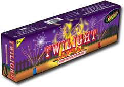 Standard Fireworks Twilight Selection Box Small