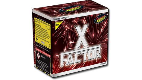 Standard Fireworks X-Factor