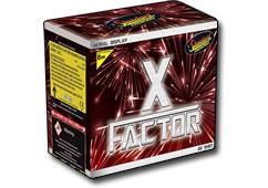 Standard Fireworks X-Factor Small