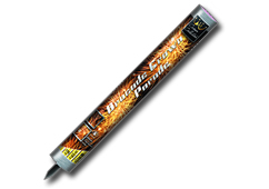 Brocade Parade Candle by Zeus Fireworks