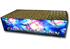 Chain Reaction by Zeus Fireworks
