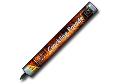 Crackling Parade Candle by Zeus Fireworks
