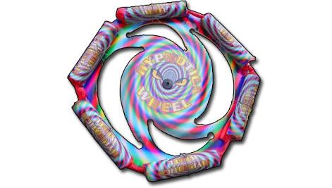 Zeus Fireworks Hypnotica Wheel