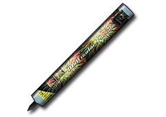 Multi Coloured Parade Candle by Zeus Fireworks