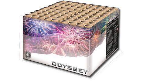 Zeus Fireworks Odyssey