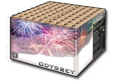 Odyssey by Zeus Fireworks