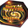 Zeus Fireworks Royal Glitter Wheel