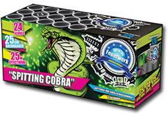 Spitting Cobra by Zeus Fireworks