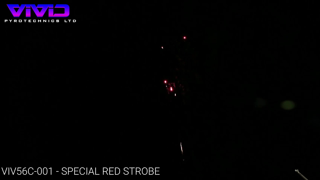 56s special red strobe