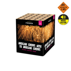 brocade crown mine to brocade crown barrages and cakes dynamic fireworks