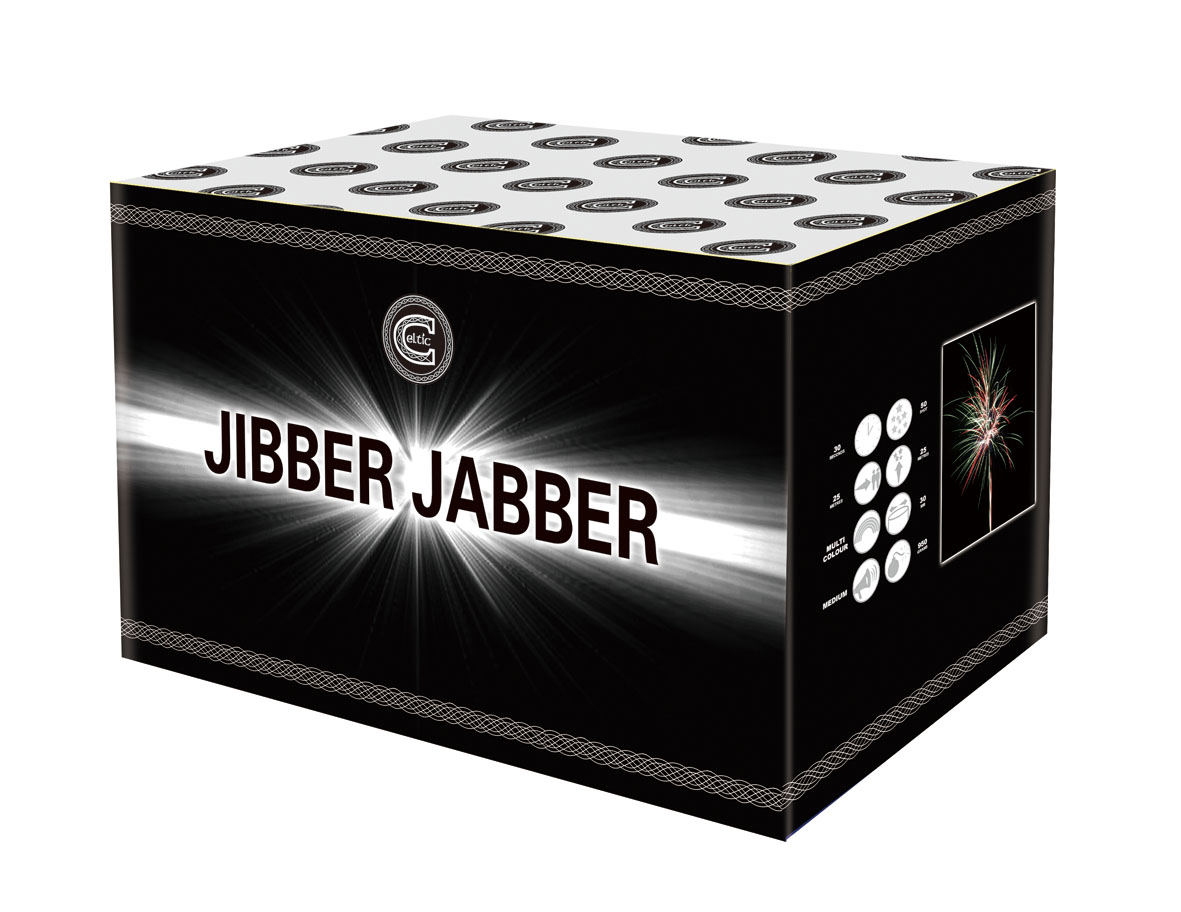 Jibber Jabber By Celtic Fireworks