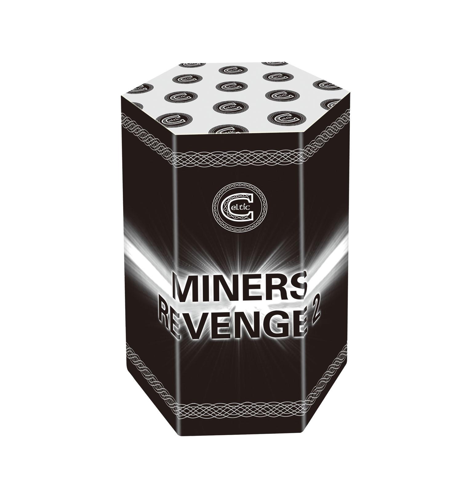 miners revenge fireworks