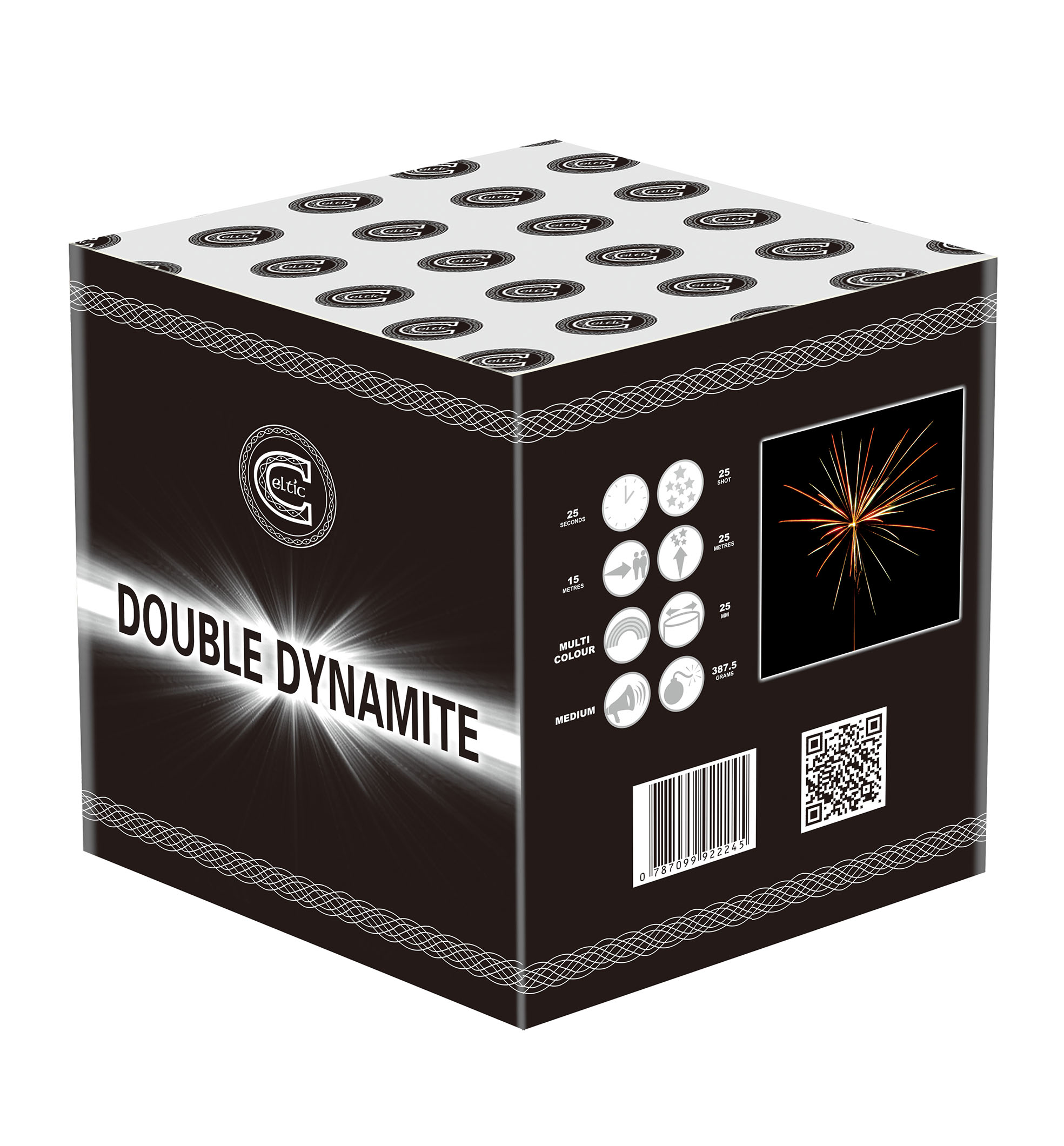 Double Dynamite By Celtic Fireworks