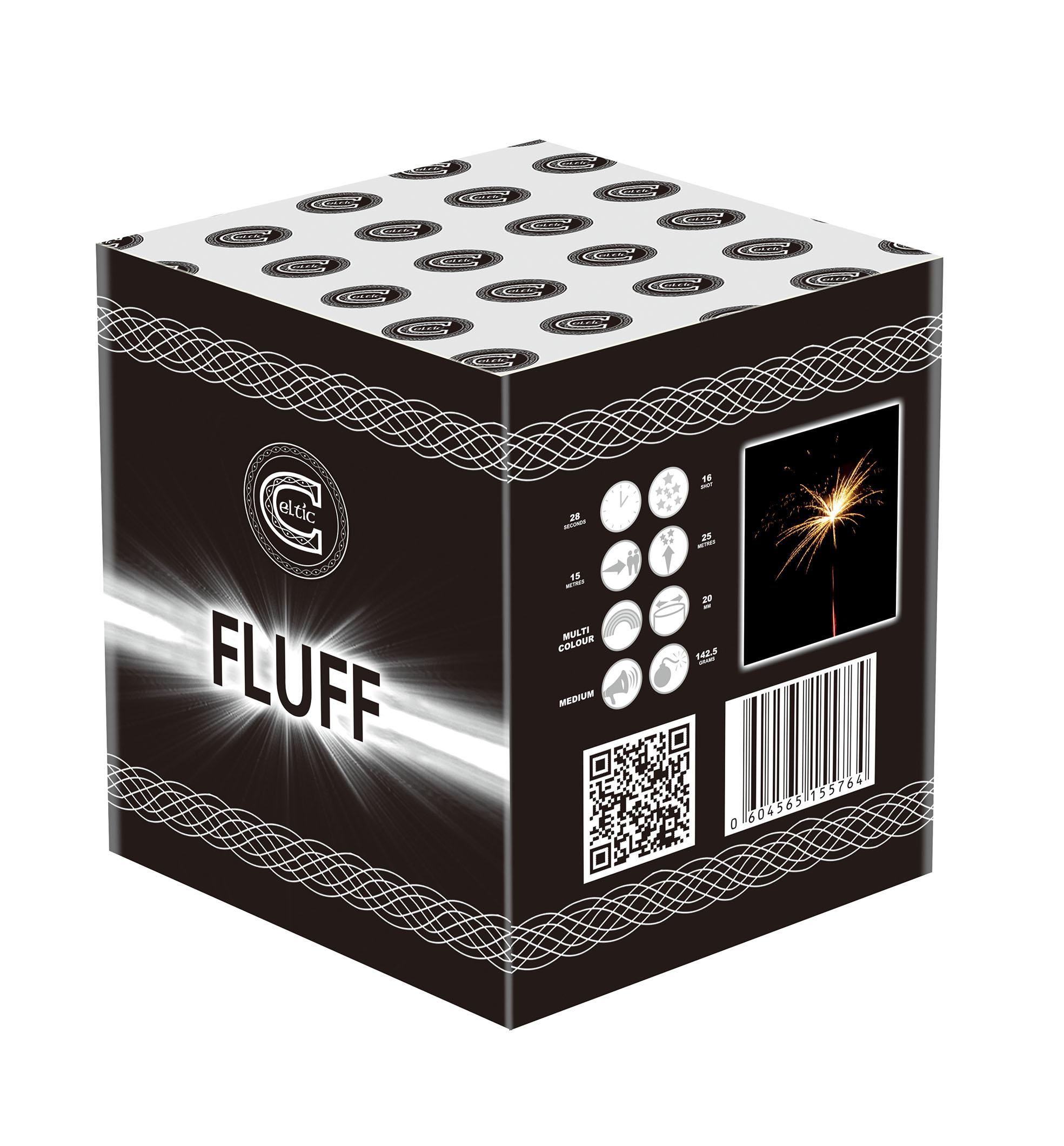 Fluff By Celtic Fireworks
