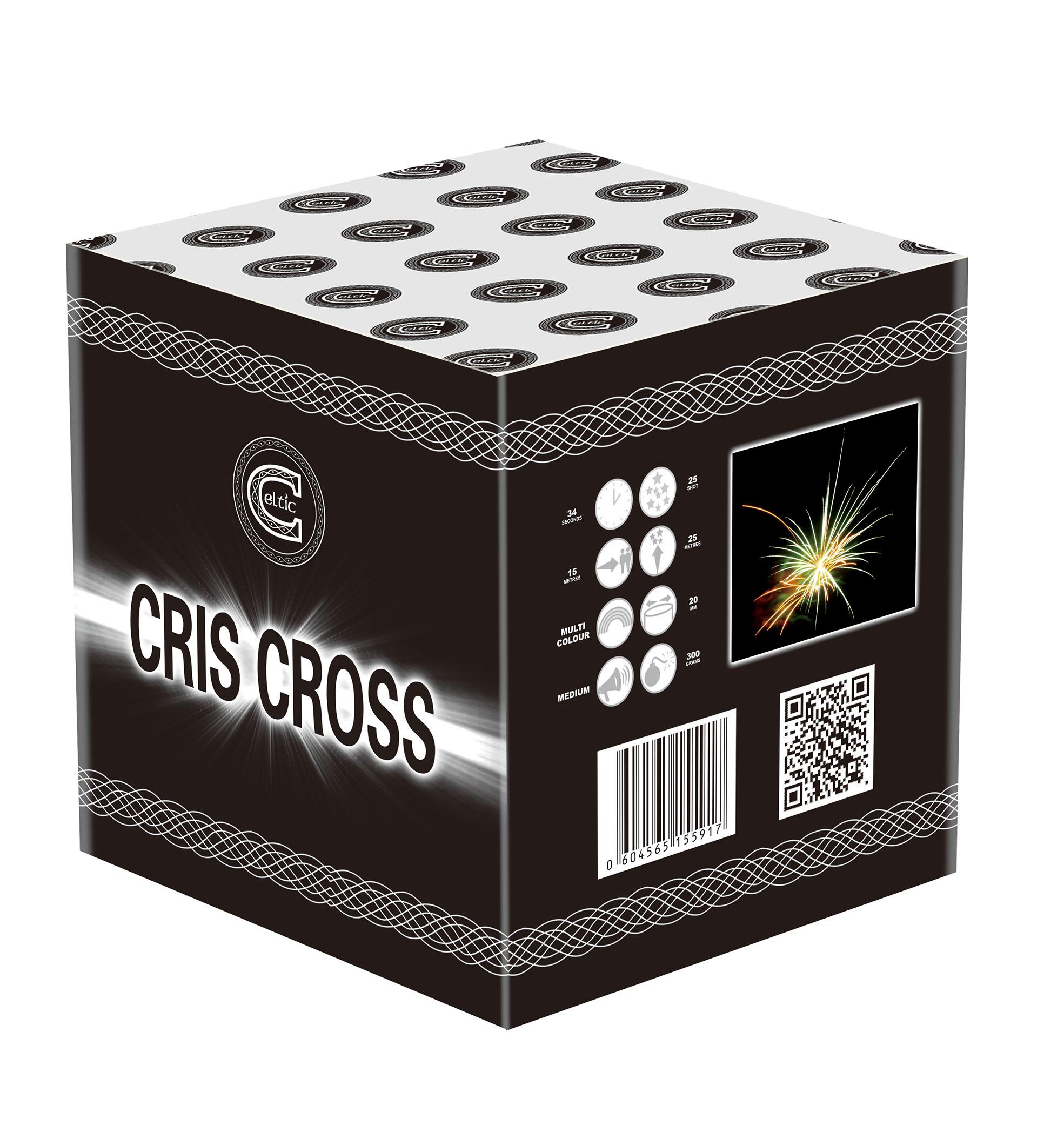 Cris Cross By Celtic Fireworks